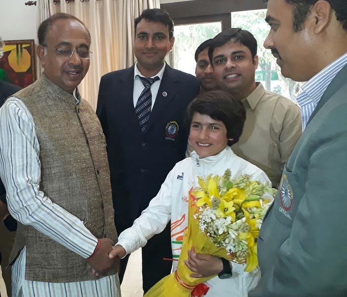Sh. Vijay Goel  - Ex Sports Minister Of India